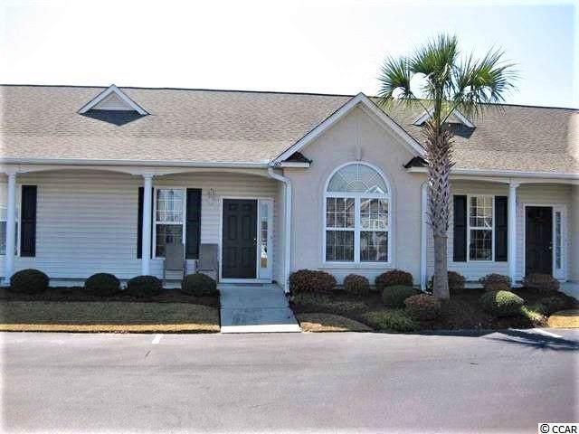 605 Banks Dr. 12-5, Myrtle Beach, SC 29588 (MLS #2000361) :: The Lachicotte Company