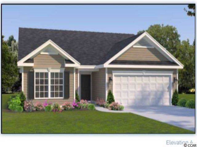 1217 Palm Crossing Dr., Little River, SC 29566 (MLS #2001373) :: The Litchfield Company