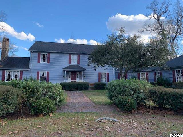 1864 Highway 905, Conway, SC 29526 (MLS #2001485) :: The Litchfield Company