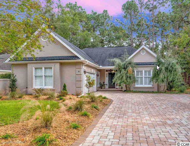 92 Prestwick Dr., Pawleys Island, SC 29585 (MLS #2001521) :: Jerry Pinkas Real Estate Experts, Inc