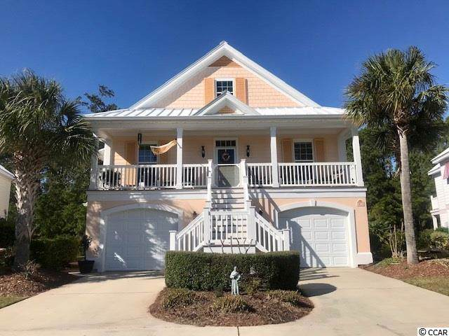 150 Georges Bay Rd., Surfside Beach, SC 29575 (MLS #2001717) :: The Lachicotte Company