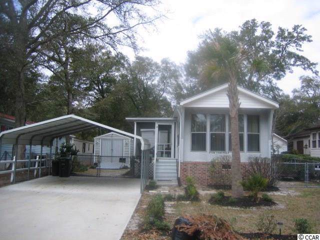 4511 Curlew St., North Myrtle Beach, SC 29582 (MLS #2001832) :: The Trembley Group | Keller Williams