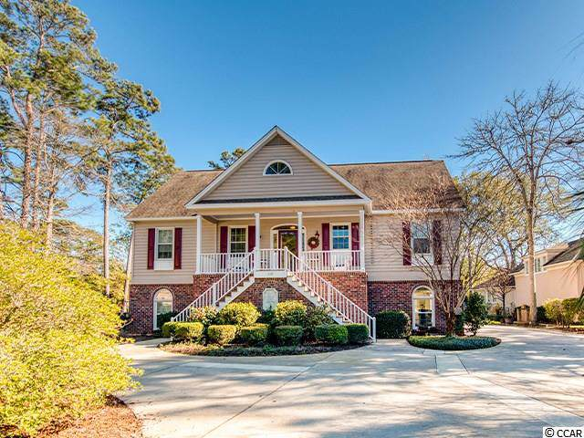119 Red Tail Hawk Loop, Pawleys Island, SC 29585 (MLS #2002063) :: The Hoffman Group