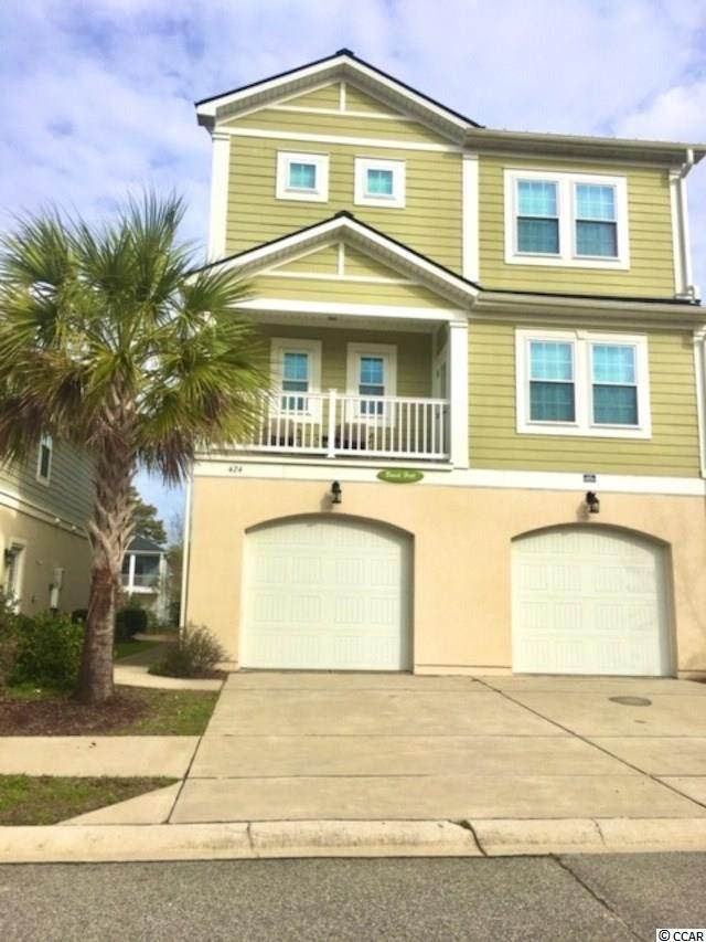 424 7th Ave. S, North Myrtle Beach, SC 29582 (MLS #2002760) :: Coastal Tides Realty