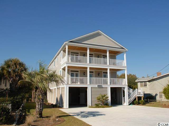 1225 Parker Dr., Pawleys Island, SC 29585 (MLS #2002899) :: The Litchfield Company