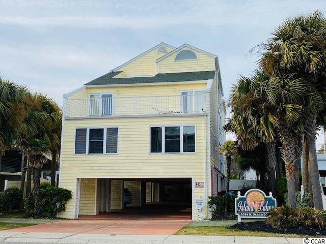 4314 S Ocean Blvd. A-1, North Myrtle Beach, SC 29582 (MLS #2002915) :: The Greg Sisson Team with RE/MAX First Choice