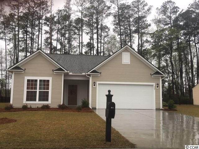 217 Three Oak Ln., Conway, SC 29526 (MLS #2003031) :: The Hoffman Group