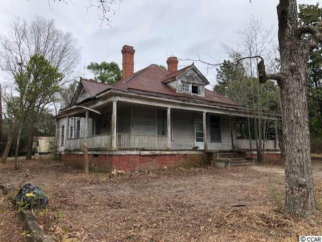 163 E Ash Ave., McBEE, SC 29101 (MLS #2003073) :: The Hoffman Group