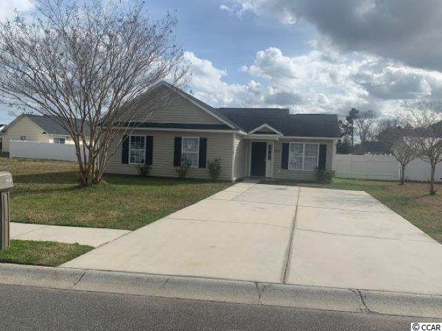 2747 Wood Creek Ln., Conway, SC 29527 (MLS #2003573) :: The Lachicotte Company