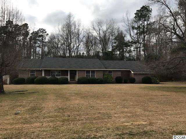 1336 Horseshoe Rd., Mullins, SC 29574 (MLS #2003877) :: Grand Strand Homes & Land Realty