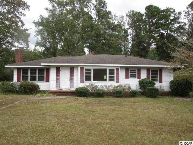 503 S Cedar Ave., Andrews, SC 29510 (MLS #2003957) :: Grand Strand Homes & Land Realty