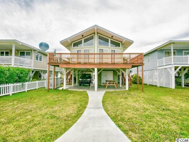 304 60th Ave. N, North Myrtle Beach, SC 29582 (MLS #2004006) :: The Litchfield Company