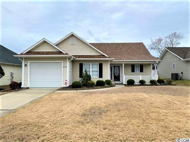 4153 Wrens Landing Dr., Little River, SC 29566 (MLS #2004316) :: Grand Strand Homes & Land Realty
