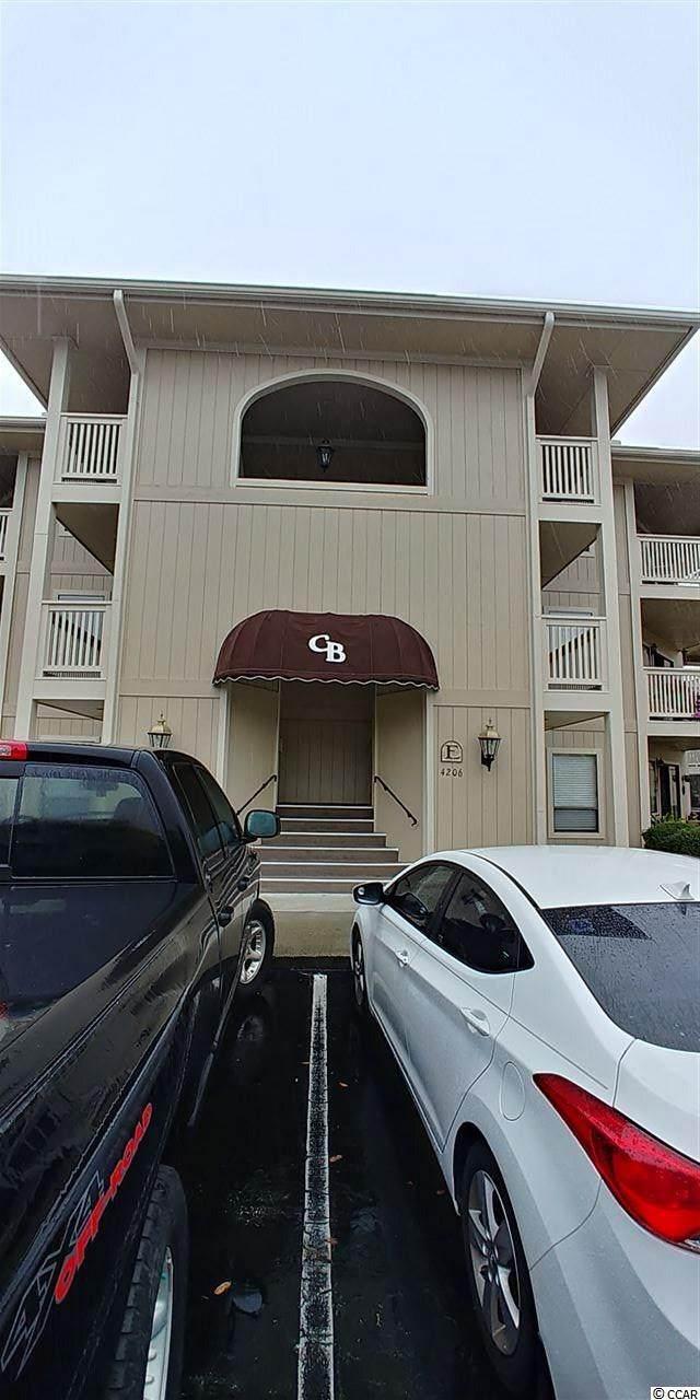 4206 Pinehurst Circle E-6, Little River, SC 29566 (MLS #2004557) :: Garden City Realty, Inc.