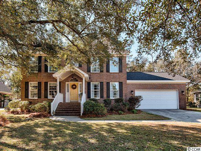 135 Jericho Ct., Georgetown, SC 29440 (MLS #2004639) :: SC Beach Real Estate