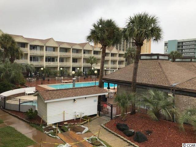 6803 N Ocean Blvd. #211, Myrtle Beach, SC 29572 (MLS #2004828) :: The Litchfield Company