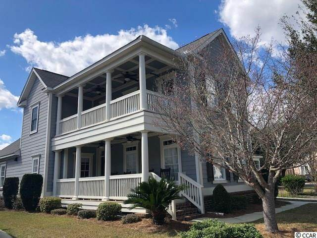 158 Beaufain Ct., Pawleys Island, SC 29585 (MLS #2005018) :: Hawkeye Realty