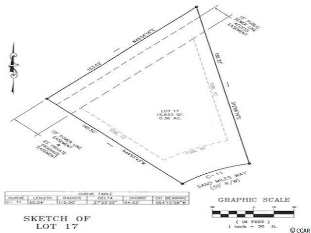 6037 Sandy Miles Way, Myrtle Beach, SC 29577 (MLS #2005244) :: Coldwell Banker Sea Coast Advantage