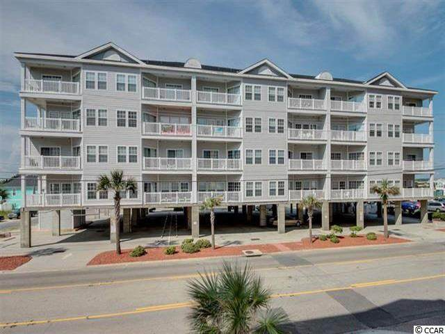 3401 N Ocean Blvd. #109, North Myrtle Beach, SC 29582 (MLS #2005293) :: The Hoffman Group