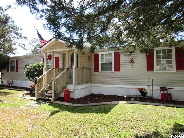 53 Offshore Dr., Garden City Beach, SC 29576 (MLS #2005447) :: The Litchfield Company