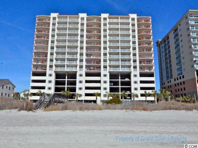 1401 S Ocean Blvd. #1205, North Myrtle Beach, SC 29582 (MLS #2005653) :: Leonard, Call at Kingston