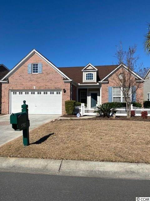 5702 Whistling Duck Dr., North Myrtle Beach, SC 29582 (MLS #2005801) :: The Trembley Group | Keller Williams