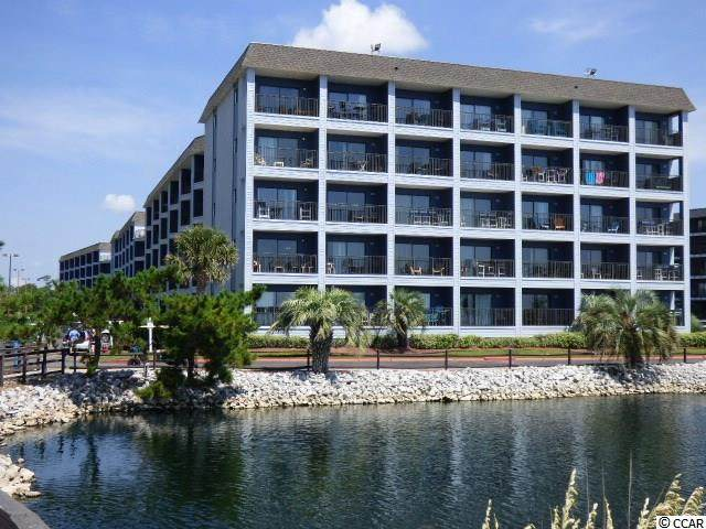5905 S Kings Hwy. #218-B, Myrtle Beach, SC 29575 (MLS #2005965) :: James W. Smith Real Estate Co.