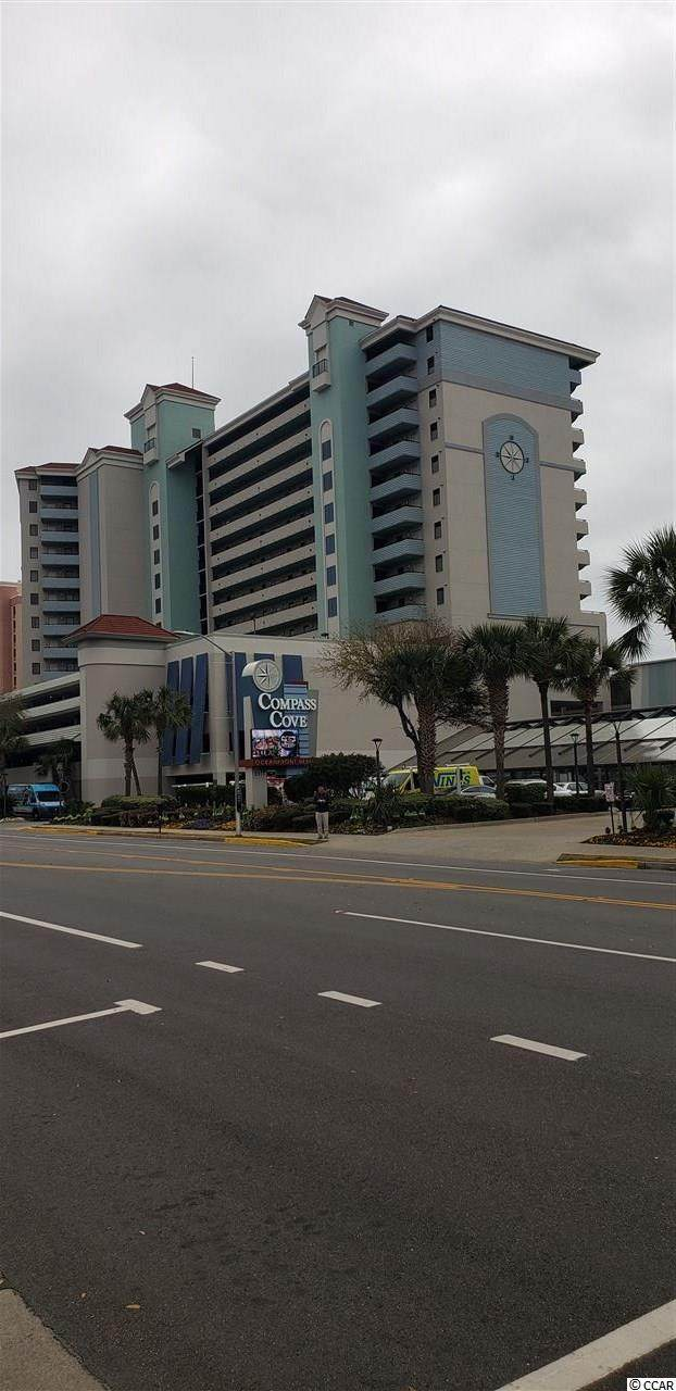 2401 S Ocean Blvd. #369, Myrtle Beach, SC 29577 (MLS #2006115) :: The Litchfield Company