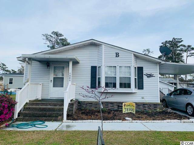 1683 Perry Circle, Myrtle Beach, SC 29577 (MLS #2006357) :: Jerry Pinkas Real Estate Experts, Inc