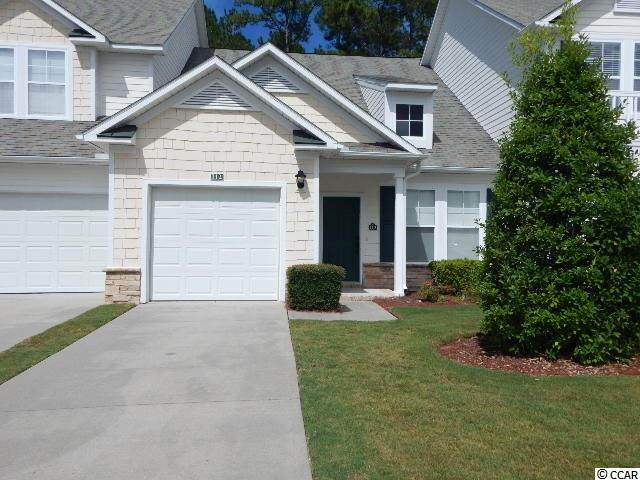 6095 Catalina Dr. #112, North Myrtle Beach, SC 29582 (MLS #2006415) :: The Litchfield Company