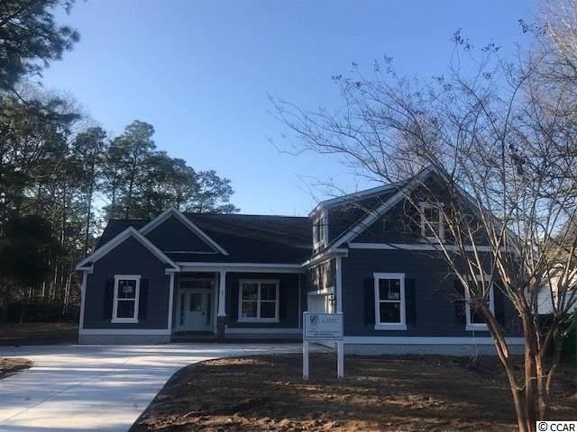 Lot 1 Chapel Creek Rd., Pawleys Island, SC 29585 (MLS #2006735) :: Jerry Pinkas Real Estate Experts, Inc