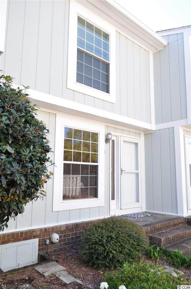 6921 Porcher Dr. Unit C, Myrtle Beach, SC 29572 (MLS #2007019) :: Jerry Pinkas Real Estate Experts, Inc