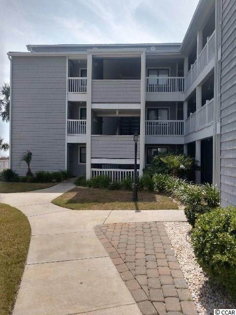 1806 N Ocean Blvd. 302-A, North Myrtle Beach, SC 29582 (MLS #2007140) :: The Lachicotte Company
