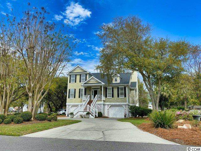 708 Triple Oak Dr., Murrells Inlet, SC 29576 (MLS #2007227) :: The Litchfield Company