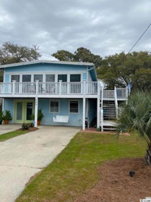 502 10th Ave. S, North Myrtle Beach, SC 29582 (MLS #2007239) :: James W. Smith Real Estate Co.