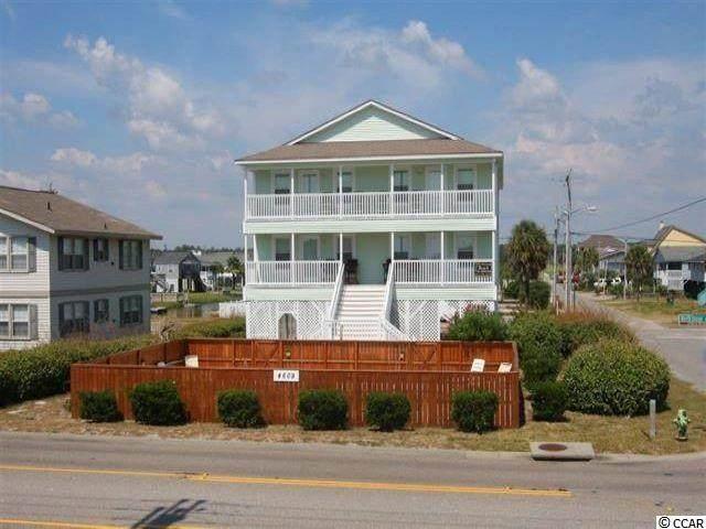 4609 N Ocean Blvd., North Myrtle Beach, SC 29582 (MLS #2007262) :: Garden City Realty, Inc.