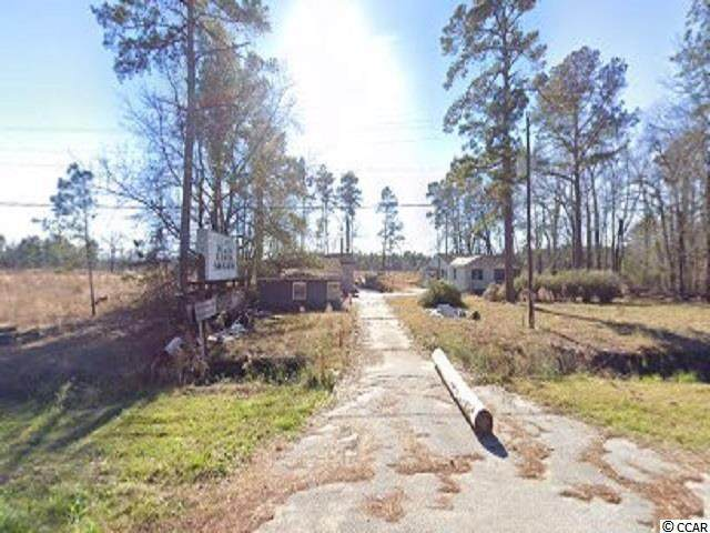 2628 Thurgood Marshall Hwy., Kingstree, SC 29556 (MLS #2007350) :: Jerry Pinkas Real Estate Experts, Inc