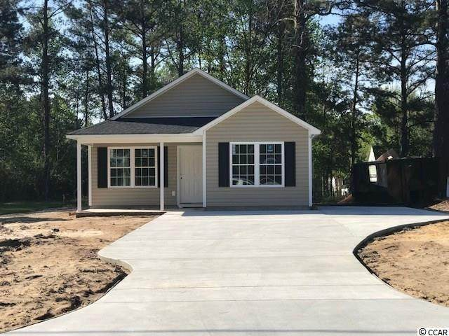 Lot 4 E Northside Ave., Marion, SC 29571 (MLS #2007454) :: Berkshire Hathaway HomeServices Myrtle Beach Real Estate