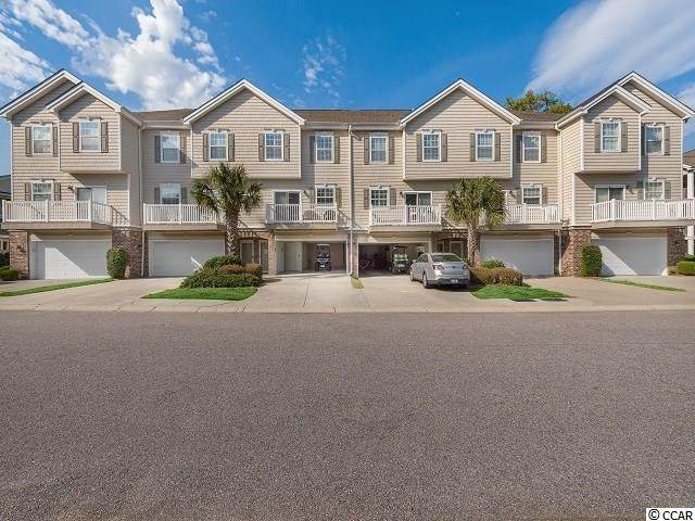 601 Hillside Dr. N #1003, North Myrtle Beach, SC 29582 (MLS #2007822) :: James W. Smith Real Estate Co.