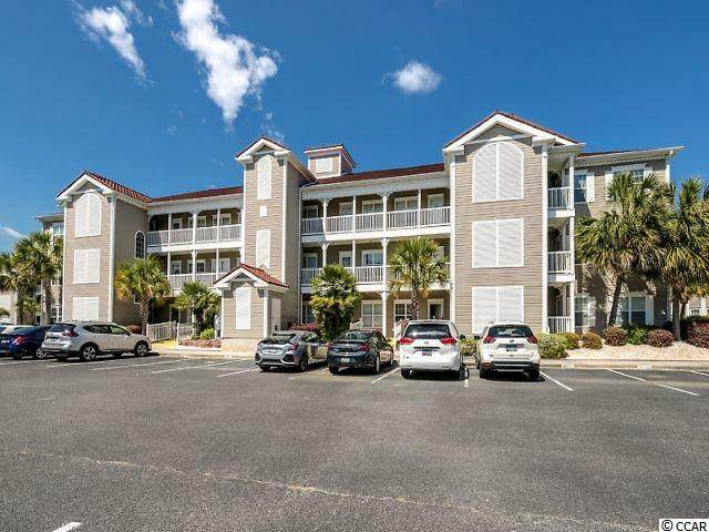 4220 Coquina Harbour Dr. B-17, Little River, SC 29566 (MLS #2007850) :: Grand Strand Homes & Land Realty