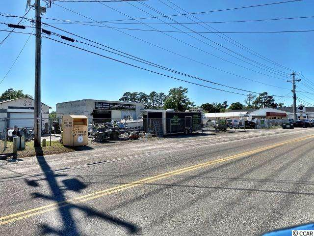 4360 Sea Mountain Hwy., Little River, SC 29566 (MLS #2008762) :: The Lachicotte Company
