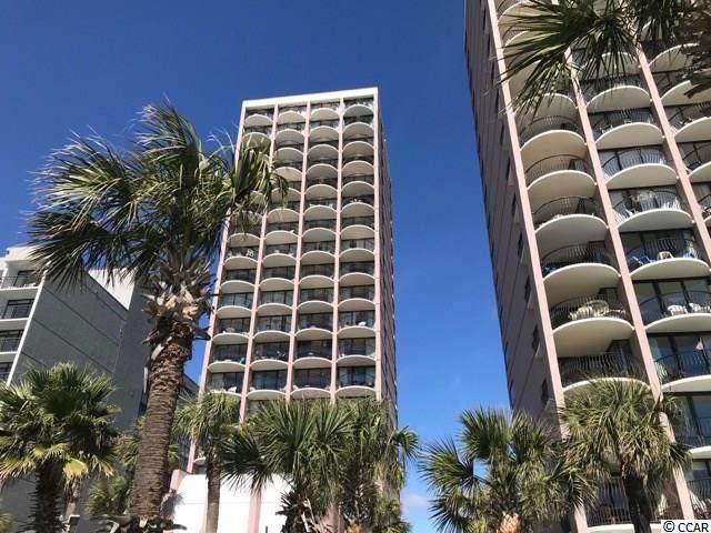 2406 N Ocean Blvd. #905, Myrtle Beach, SC 29577 (MLS #2009107) :: The Hoffman Group