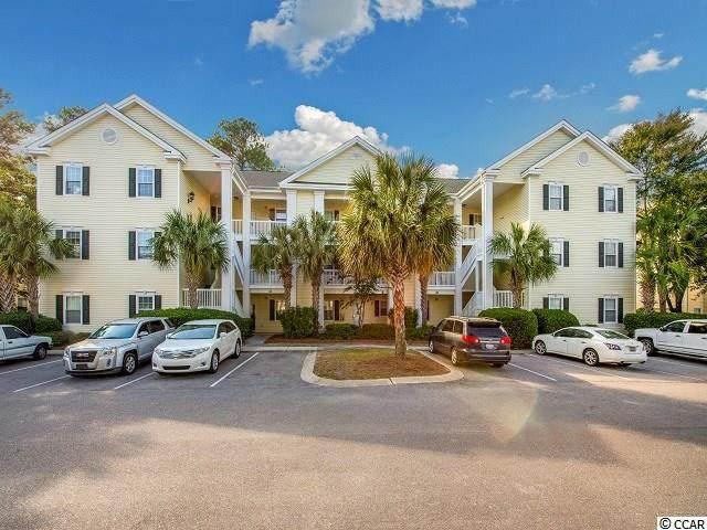 601 Hillside Dr. N #4232, North Myrtle Beach, SC 29582 (MLS #2009402) :: James W. Smith Real Estate Co.
