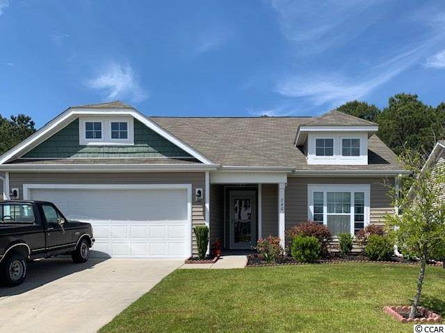 260 Whipple Run Loop, Myrtle Beach, SC 29588 (MLS #2009569) :: Hawkeye Realty