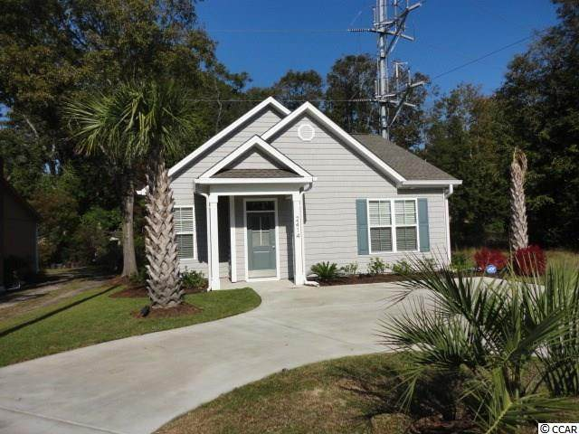 2414 Hilton Dr., North Myrtle Beach, SC 29582 (MLS #2009616) :: Jerry Pinkas Real Estate Experts, Inc