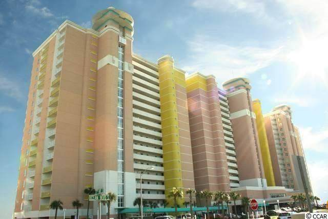 2701 S Ocean Blvd. #1207, North Myrtle Beach, SC 29582 (MLS #2009811) :: James W. Smith Real Estate Co.