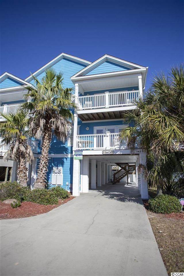 142-B Seabreeze Dr., Garden City Beach, SC 29576 (MLS #2009985) :: Jerry Pinkas Real Estate Experts, Inc