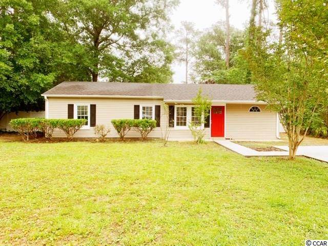 1310 Woody Ln., Conway, SC 29526 (MLS #2010244) :: The Lachicotte Company