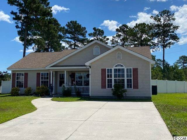 129 Vassal Ct., Conway, SC 29526 (MLS #2010994) :: The Greg Sisson Team with RE/MAX First Choice