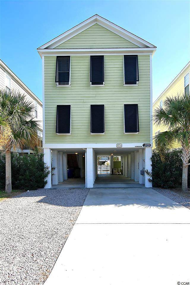 217A N Yaupon Dr., Surfside Beach, SC 29575 (MLS #2011188) :: Duncan Group Properties